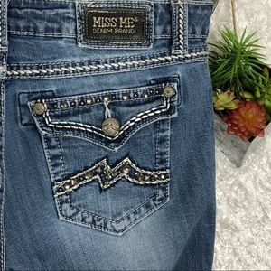 Miss Me Irene Bootcut Jeans   30
